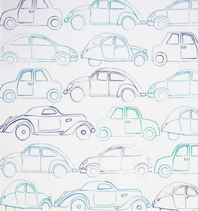 camengo - wallpaper with cars voitures
