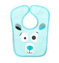 déglingos - bavaglino reversibile orso polare illicos