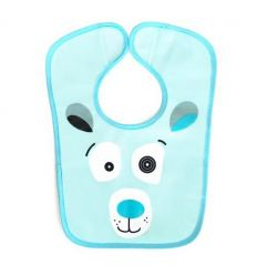 déglingos - reversible bib illicos the polar bear