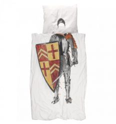 snurk - duvet cover set knight