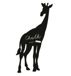groovy magnets - wall sticker magnetic chalkboard deer