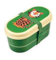 portapranzo con posate tigre