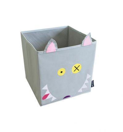 déglingos - small storage box the wolf bigbos