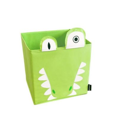 déglingos - small storage box the crocodile aligatos