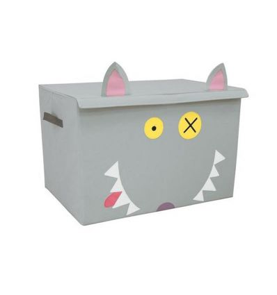 déglingos - large storage box the wolf bigbos