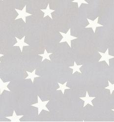 inke - carta da parati stelle (grigio)