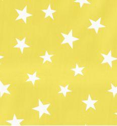 inke - carta da parati stelle (senape)
