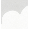 inke - carta da parati nuvole (grigio)