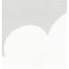 inke - wallpaper clouds (grey)
