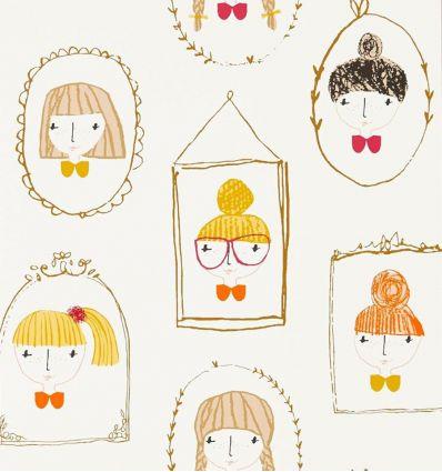 scion - carta da parati hello dolly