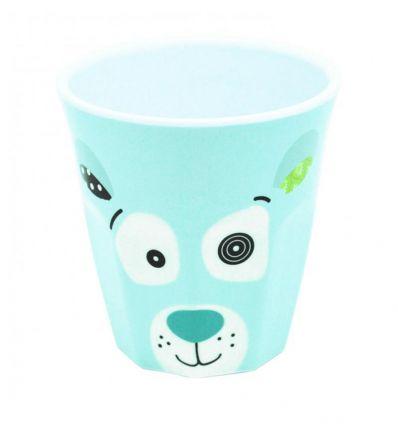 déglingos - bicchiere orso polare illicos