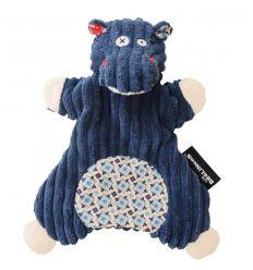 déglingos - doudou puppet the hippo hippidos