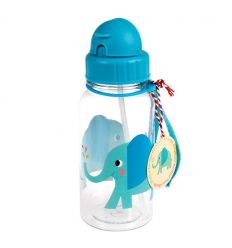 water bottle (elephants)