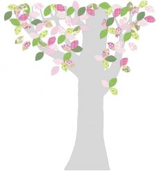 inke - wallpaper decal tree boom1