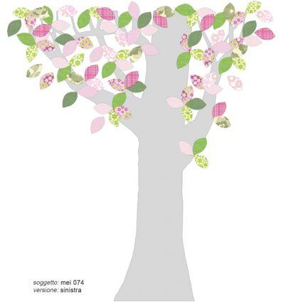 inke - carta da parati albero (boom1)