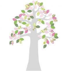 inke - wallpaper decal tree boom2