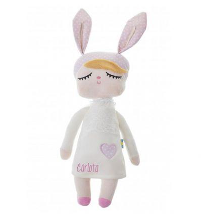 miniroom - bambola little bunny (bianco)