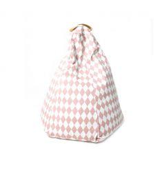 nobodinoz - bean bag marrakech (pink diamonds)