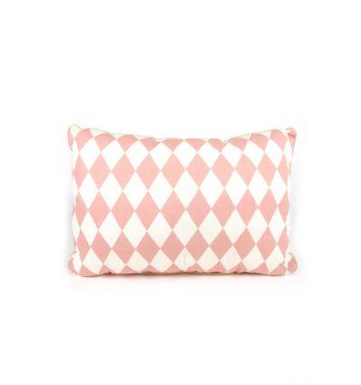 nobodinoz - cushion jack (pink diamonds)