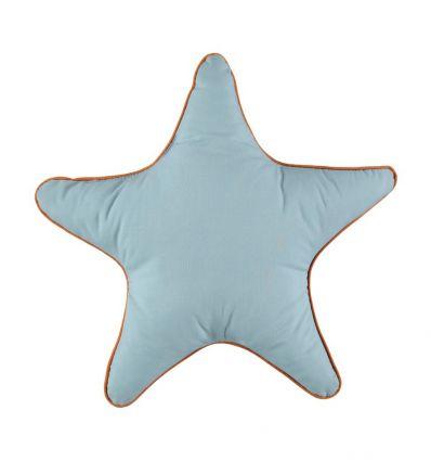 nobodinoz - cuscino thalassa large (blue)