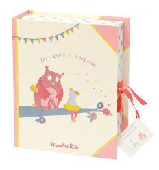 moulin roty - scatola primi ricordi mademoiselle et ribambelle