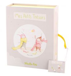 moulin roty - birth souvenir box les petit dodos