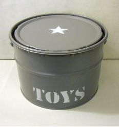 contenitore portatutto toys (grigio)