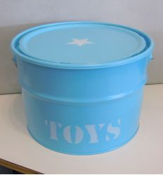 contenitore portatutto toys (azzurro)