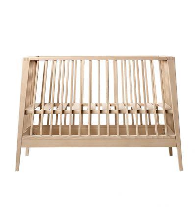linea by leander - lettino per neonato (faggio)