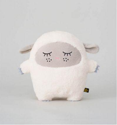 noodoll - cuscino peluche agnello ricewool