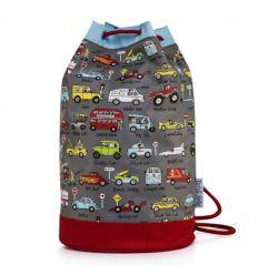 tyrrell katz - duffle bag cars