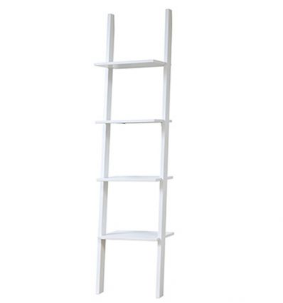 lifetime - bookcase (white)