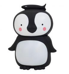 a little lovely company - salvadanaio pinguino