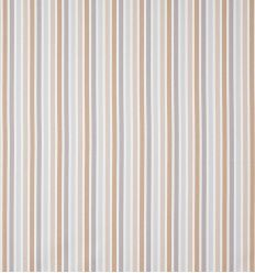 casadeco - tessuto d'arredo righe (beige/tortora/grigio)