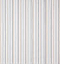casadeco - tessuto d'arredo righe (azzurro/beige/grigio)