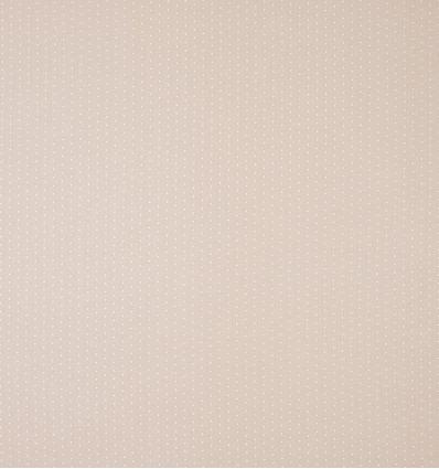 casadeco - tessuto d'arredo mini pois (biege)