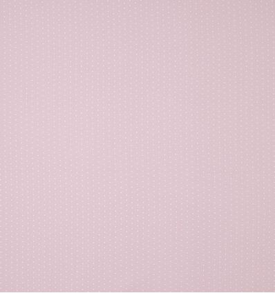 casadeco - fabric tiny polka dots pois (rose)
