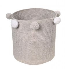 lorena canals - basket bubbly (grey)