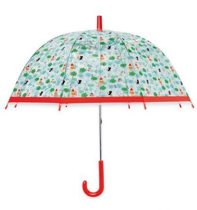 atomic soda - ombrello cappuccetto rosso