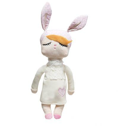 miniroom - bambola little bunny piccola (bianco)