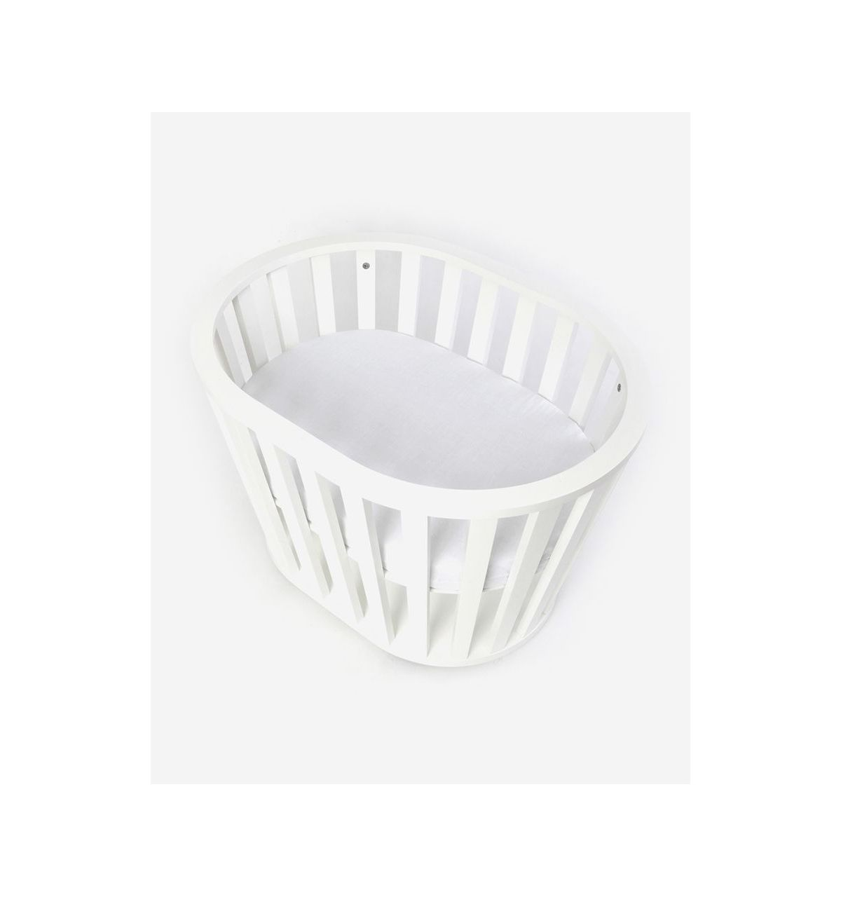 guum barcellona culla evolutiva miniguum bianco. Black Bedroom Furniture Sets. Home Design Ideas