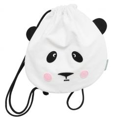 eef lillemor - drawstring bag panda love