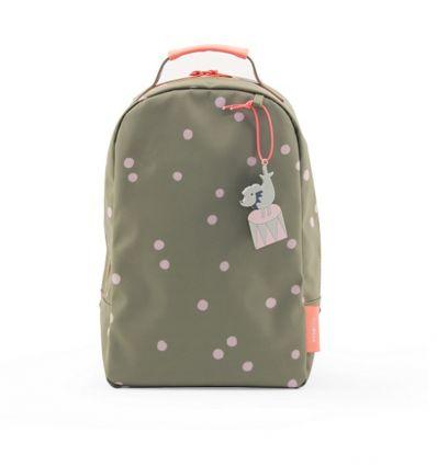 rilla go rilla - backpack mini dots
