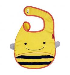 skip hop - tuck-away bib bee