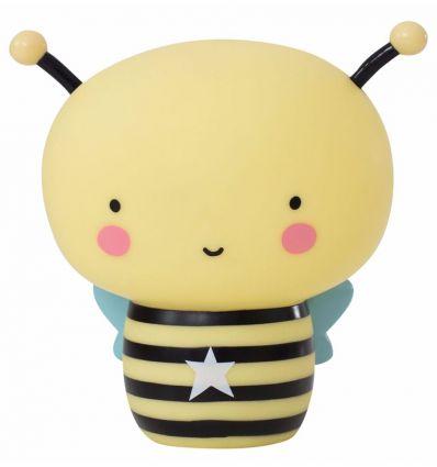 a little lovely company - lampada per la notte ricaricabile ape