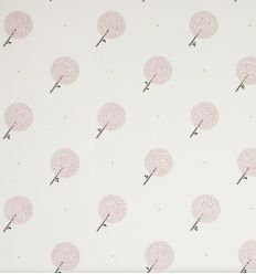 bartsch - carta da parati parisian dandelions (sandalwood pink)