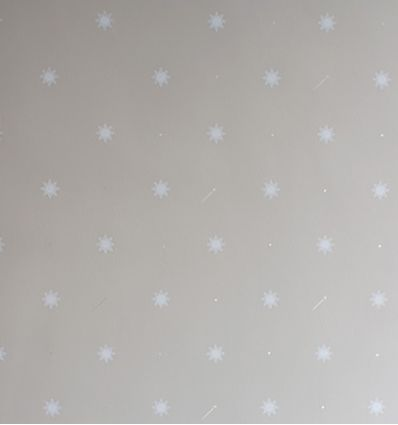 bartsch - carta da parati starry night (sweet grey)