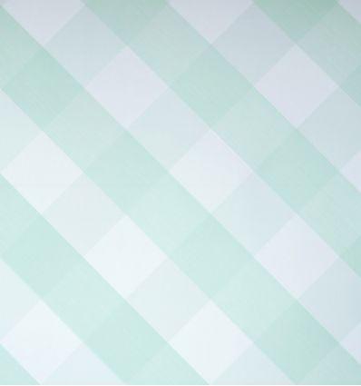 bartsch - wallpaper vichy lovely gingham (fresh mint)