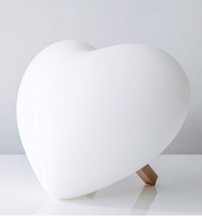 mr maria - lampada led cuore lia