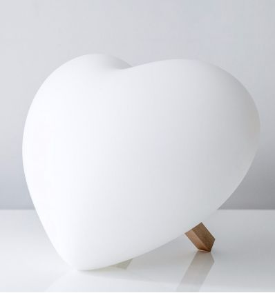 mr maria - lia heart led lamp